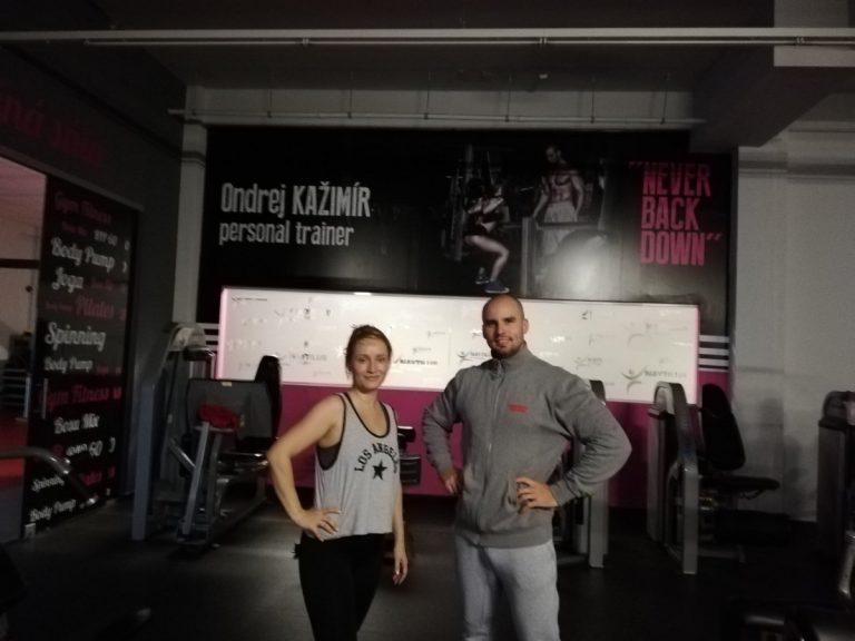 Ondrej Kažimír a klientka