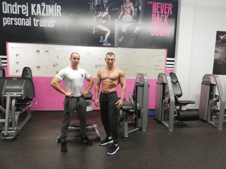 Osobný tréner Ondrej kažimír a jeho výsledky trénovania